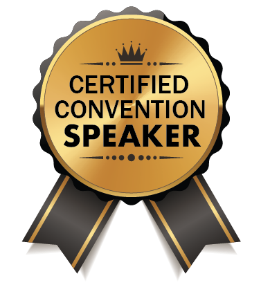 Certified Convention Speaker
