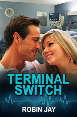 """Terminal Switch"" Women's Fiction by Robin Jay"